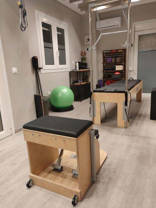 Clinical PIlates 1st Room
